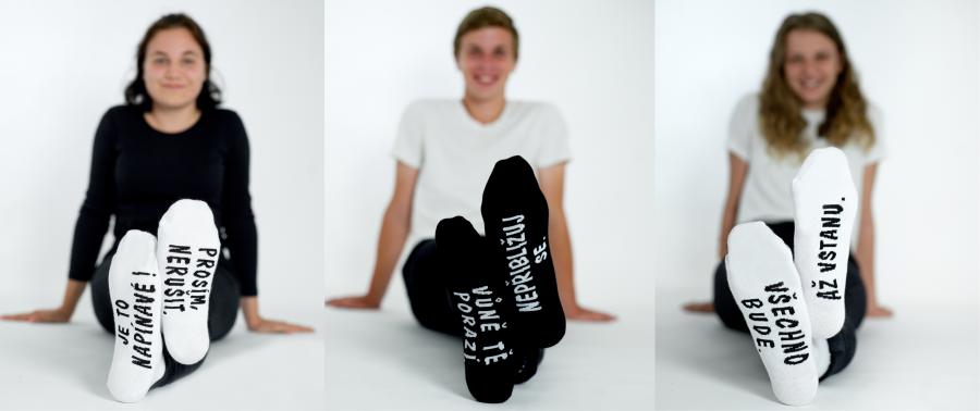 Jak si vybrat správnou velikost ponožek