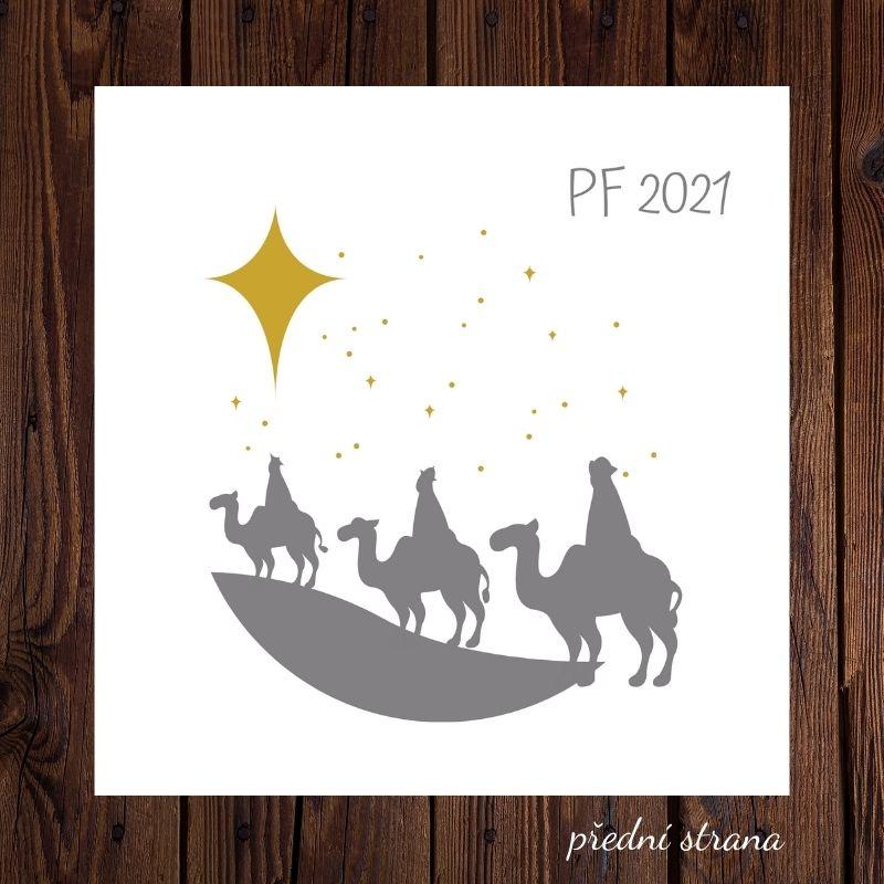 Nová vánoční přání na míru