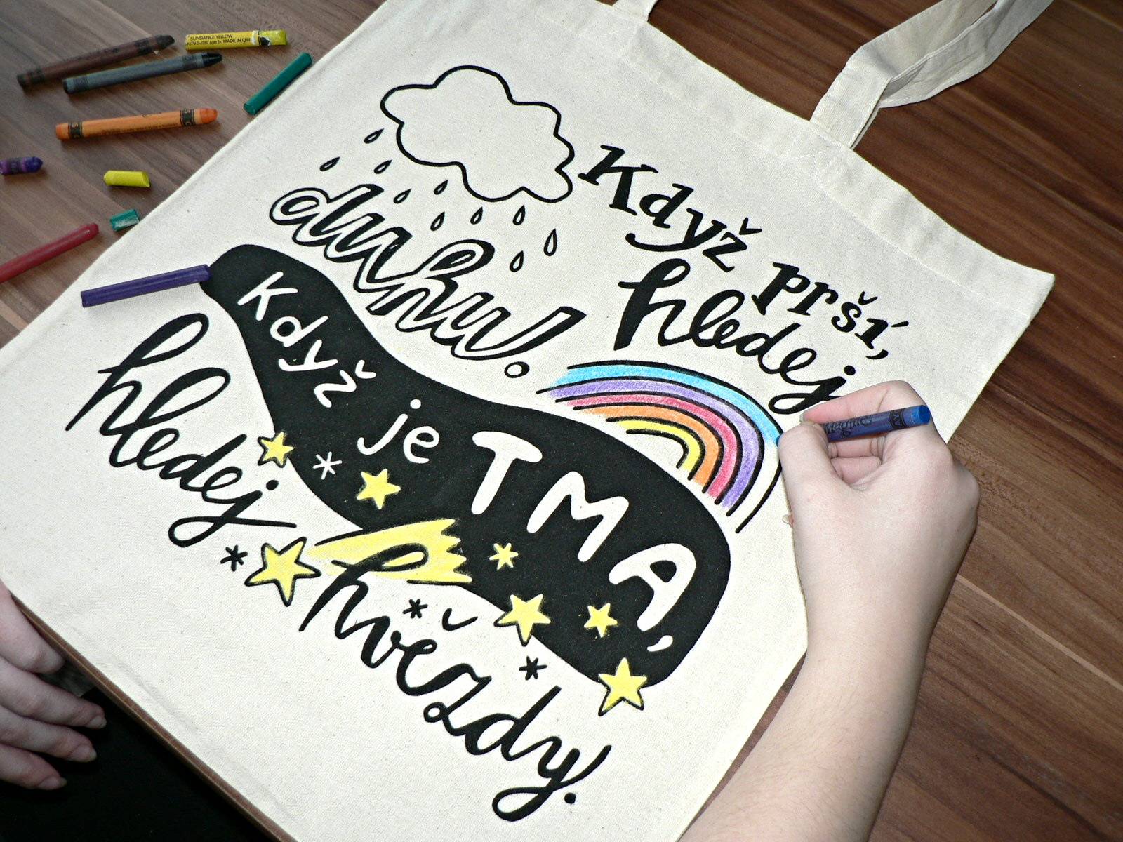Kreativní balíček - novinka v našem e-shopu